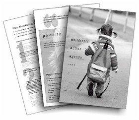 The Children's Action Agenda: Join Us!